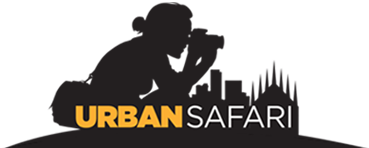 Italian Tour & Event Designer – Urban Safari Tour Logo