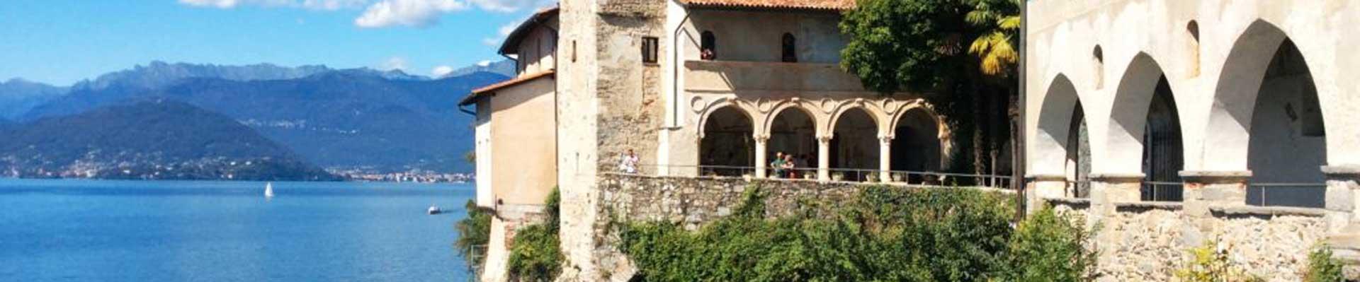 Lake Maggiore location