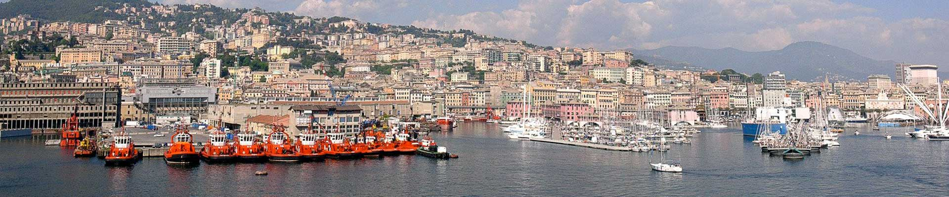 Genova City tour