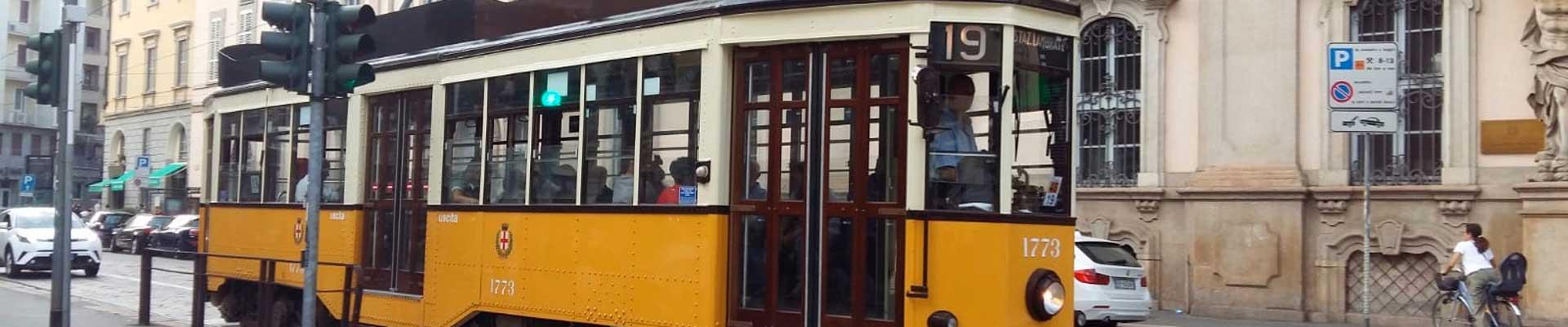 Tram Tour Milano