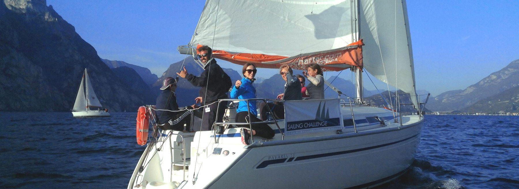 lake garda boat sailing tour